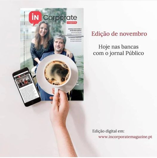 Revista IN Corporate Magazine